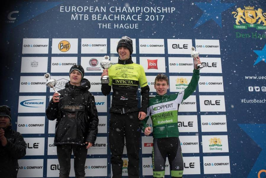 Foto: 2017 Podium EK Beach Race